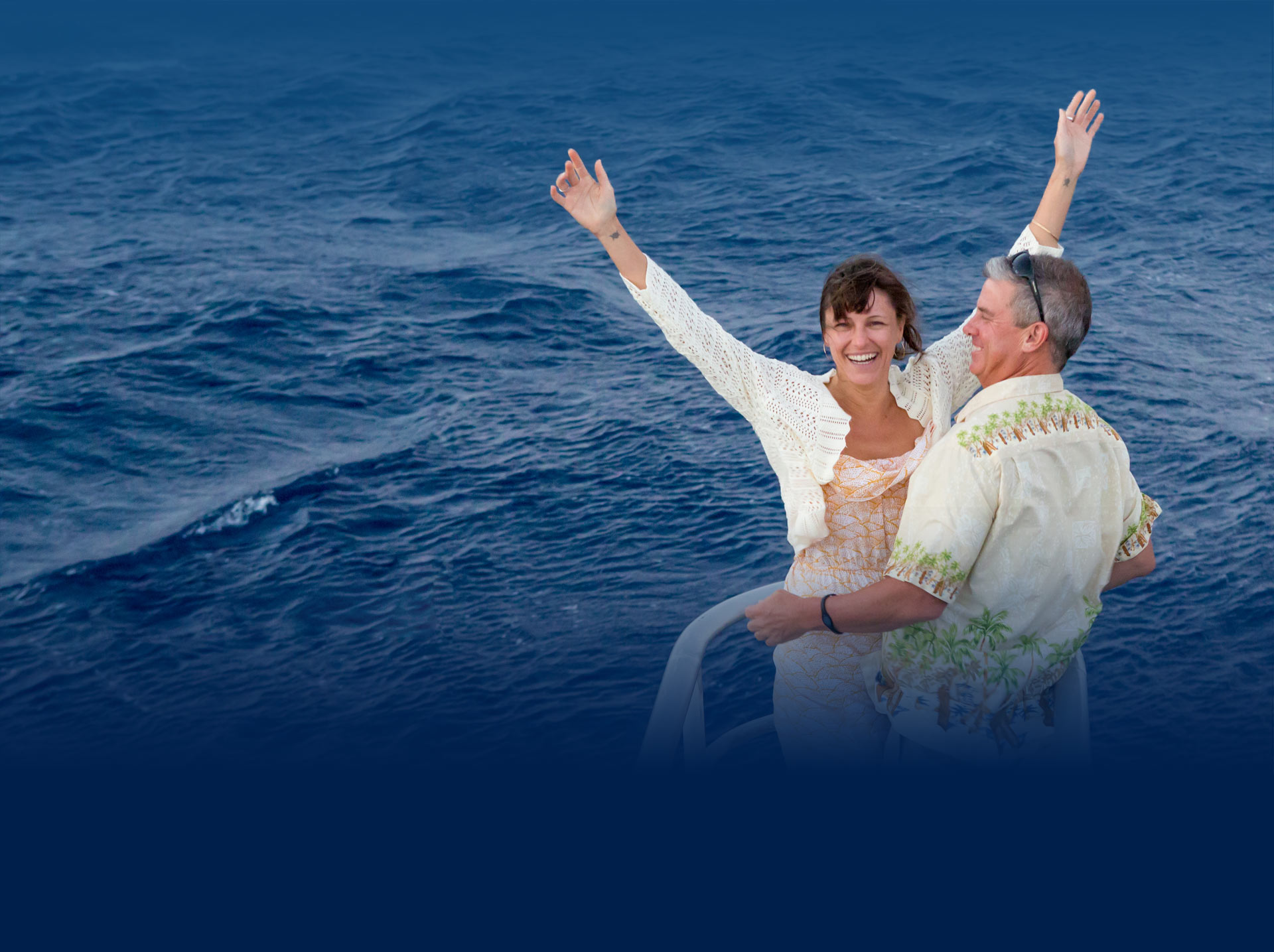 Private Couple Cruise Charter