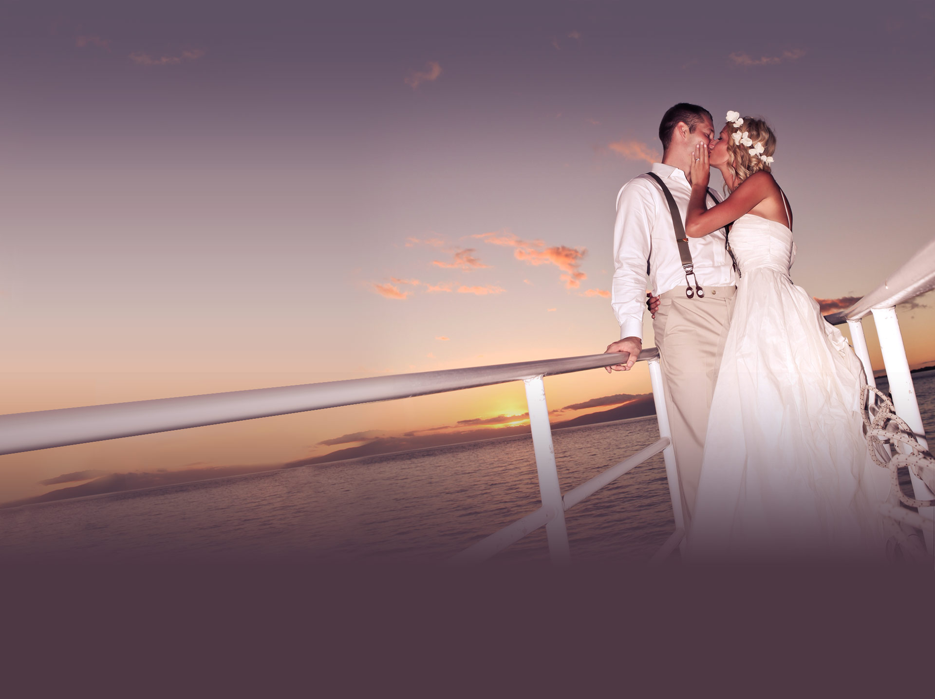 Maui Wedding Cruise | Leilani Private Boat Charter