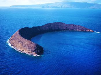 Molokini Crater Morning Snorkel Cruise.
