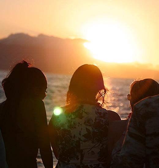 Private Wedding Cruise on Maui