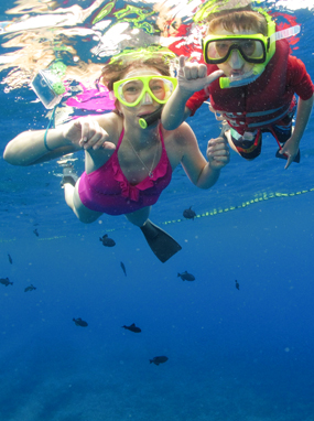 SNUBA and Snorkel Tours on the Best Maui Adventure Cruise.