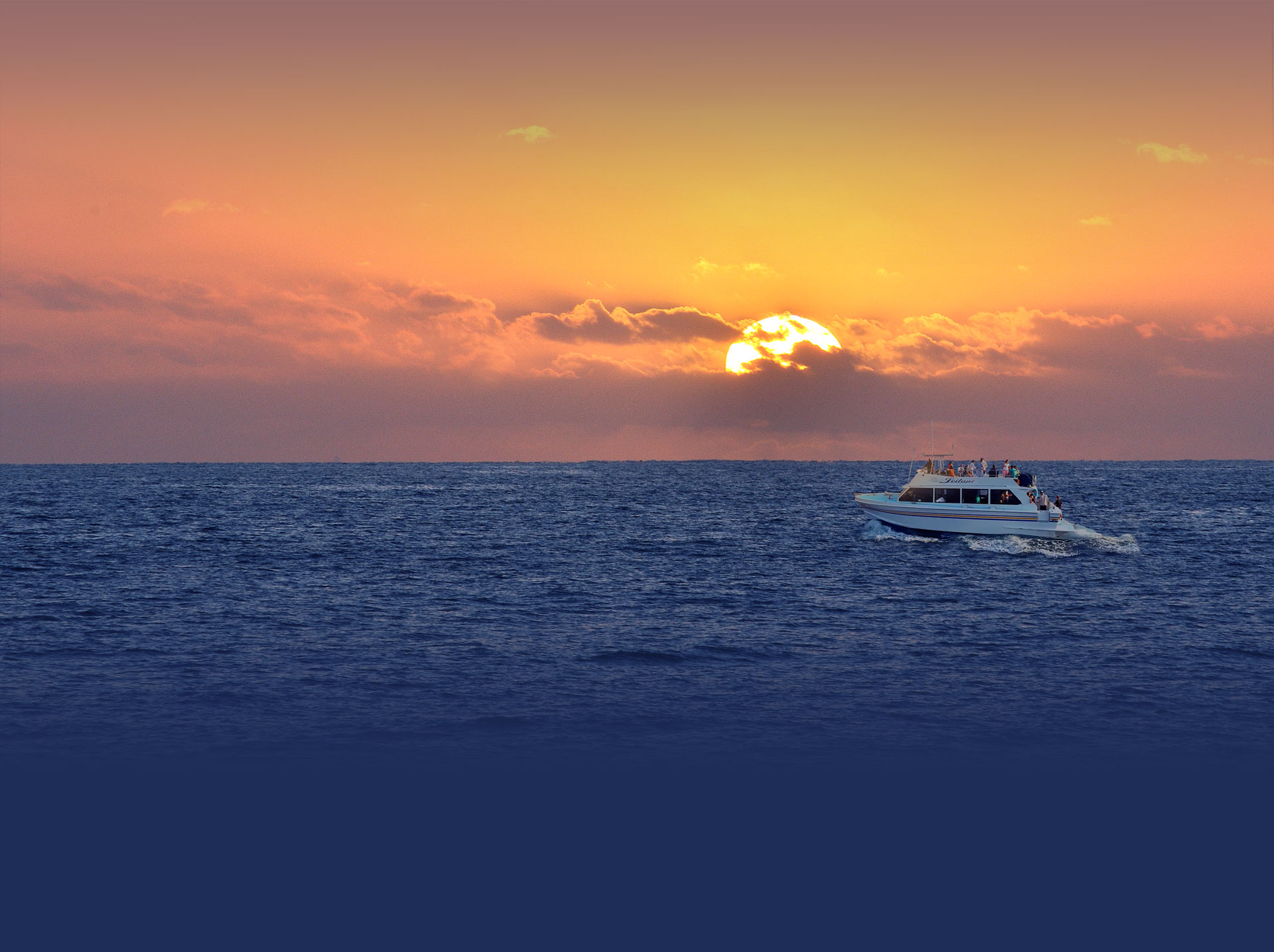 Private Sunset Cruise Charter