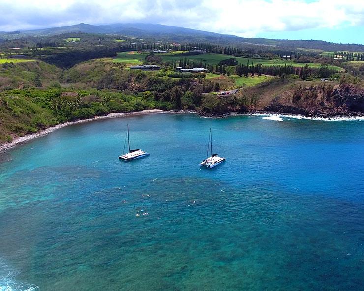 Honolua Bay best snorkeling