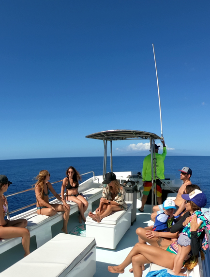 Maui Private Charter Sunset Cruise