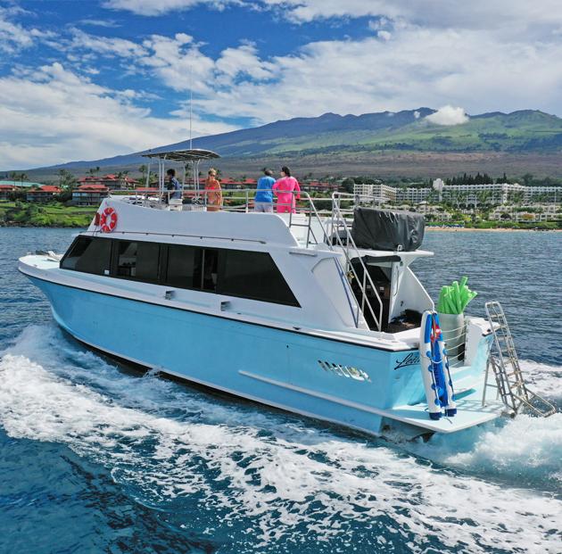 Leilani yacht