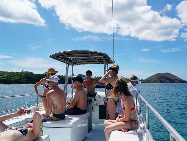 Leilani yacht cruisin